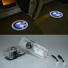 2X LED Car Door Courtesy BMW Logo Laser Projector Ghost Shadow Light For BMW