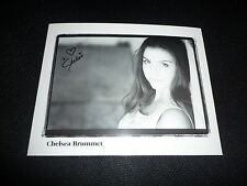 CHELSEA BRUMMET signed  Autogramm 20x25 cm ALL THAT Nickelodeon