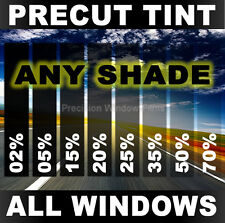 Mazda Protege 4dr 90-94 PreCut Window Tint -Any Shade