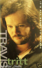 It's All About to Change by Travis Tritt ( May-1991, Warner Bros.)  Cassette