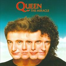 NEW The Miracle by Queen CD (CD) Free P&H
