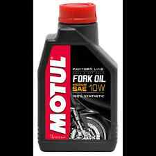 MOTUL Suspension oil FORK OIL FACTORY LINE MEDIUM 10W 1 L