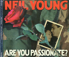 Are You Passionate? by Neil Young (CD, Apr-2002, Reprise)