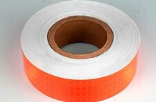 """Safety Caution Reflective Tape Warning Tape Sticker self adhesive tape 2"""" 3M"""