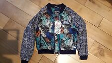 Authentic PETROL Industries Girls Casual Jacket Age 10 (140cms) - NEW WITH TAGS