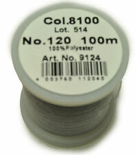 Madeira Sewing Machine Thread Color Gray 91248100