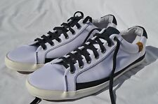 """Men's 7 for All Mankind """"Calvin"""" Sneaker / Shoe Size 10.5 D White & Black New"""