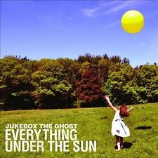Everything Under the Sun [Digipak] by Jukebox the Ghost (CD, 2010) VG & Unplayed