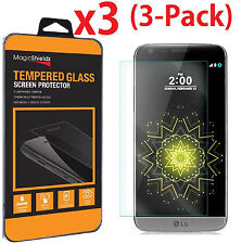 3-Pack Premium Real Tempered Glass Film Screen Protector for LG G5