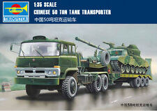 Trumpeter 1/35 00201 Chinese 50t Tank Transporter