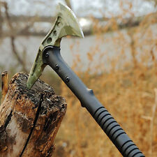 Climbing Camping Survival Hunting Knife Tactical Axe Hatchet Wurfaxt Tomahawk