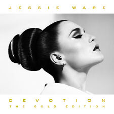 JESSIE WARE ( NEW SEALED CD ) DEVOTION / THE GOLD EDITION