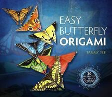 Dover EASY BUTTERFLY ORIGAMI Book Tammy Yee Fine 2015