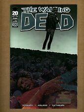 Walking Dead 100 (Sharp!) 1st app. Negan; Glen killed; Chrome variant (c#11022)