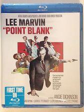 Point Blank (Blu-ray Disc, 2014) (NEW/SEALED) Based on Donald Westlake Novel