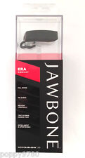 New Jawbone ERA Midnight Universal Wireless Bluetooth Headset -Retail Package
