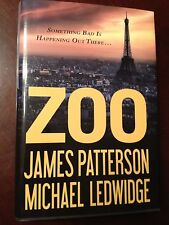 Zoo by James Patterson and Michael Ledwidge-2012, Hardcover,Duist Jacket NEW
