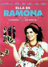 ELLA ES RAMONA(2015) -La Verdadera Magia esta dentro de Tí-DVD Format  Espanol