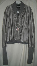 MAISON MARTIN MARGIELA (1) LADIES GRAND PRIX 99 BOMBER JACKET - SIZE UK 10