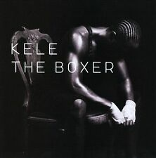 KELE ♫ THE BOXER CD BRAND NEW SEALED Electro Synth-Pop Dance-Punk Bloc Party