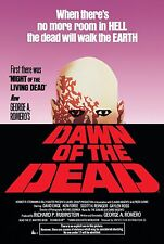 "Dawn of the Dead  - George A. Romero - Movie Poster ""24 x 36"" - NEW"