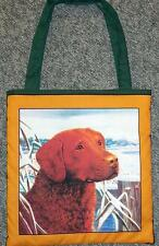 New tote hand purse shoe lunch grocery bag dog pet Red Lab Labrador puppy