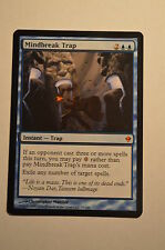 Mtg Magic the Gathering Zendikar Mindbreak Trap