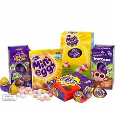 Cadbury Family Easter Selection by chocolate Universe - Cadbury Easter Eggs Big
