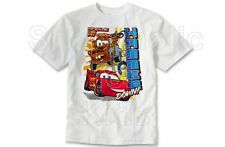 SFK Disney Cars McQueen & Mater Graphic Tee shirt