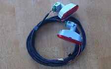 VW Caddy Door Card Exit Lights and Loom