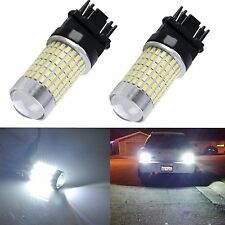 JDM ASTAR 2400 Lumen 144 SMD 3157 3156 White Back Up Reverse Tail LED Light Bulb
