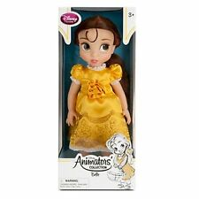 "NEW Belle 16"" Princess Doll - Disney Store Animators Collection *FREE SHIPPING*"