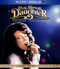 Coal Miner's Daughter [BLUE RAY WITH DIGITAL) NEW!!!FREE FIRST CLASS SHIPPING !!