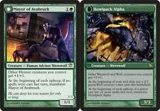 1x FOIL Mayor of Avabruck / Innistrad / Light Play / Magic the Gathering MTG