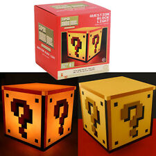 Super Mario Fragezeichen-Block Licht USB Mood Light PALADONE PRODUCTS