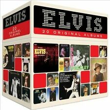 The Perfect Elvis Presley Collection [Box] by Elvis Presley (CD, Aug-2012, 20...