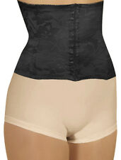 Cortland Foundations Long Torso High Waist Black Cincher/Shaper Plus Size 50/10X