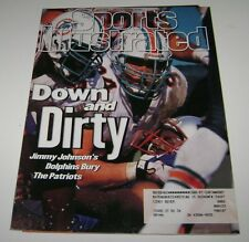 Sports Illustrated- Sept.9,1996! NFL '96!Down & Dirty! Jimmy Johnson's Dolphins!