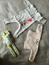 Catimini And Petit Bateau Girl's newborn Set