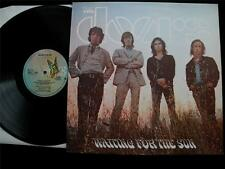 THE DOORS Waiting For The Sun LP Elektra Butterfly EKS 74024 GERMAN EX+