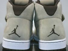 11 US = 10 UK Jordan Blase Mid (Tan/Brown/White) 2009 DS/NWB Style #375296-222