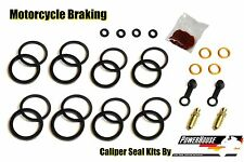 Honda CBR 600 F F4 F4i CBR600 2002 02 front brake caliper seal repair kit