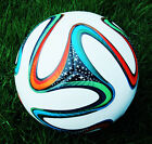 FREE HOT 2014 World Cup Football Soccer  Balls Sporting Goods Youth Gift SIZE 5