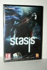 STASIS GIOCO NUOVO SIGILLATO PC DVD VERSIONE ITALIANA AL1 46114