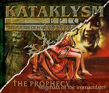 KATAKLYSM - THE PROPHECY / EPIC: THE POETRY OF WAR - NEW CD