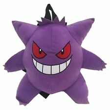 Authentic POKEMON Gengar Plush Backpack NEW