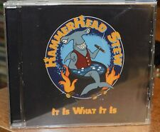 NEW FACTORY SEALED CD HAMMERHEAD STEW  IT IS WHAT IT IS