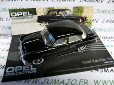 voiture 1/43 IXO eagle moss OPEL collection : KAPITAN '54 1953/1955