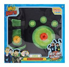 Wild Kratts Creature Power Suit, Chris from Wicked Cool Toys 12601 Free Shipping
