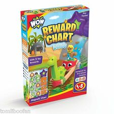 WOW Toys Dinos Reward Chart